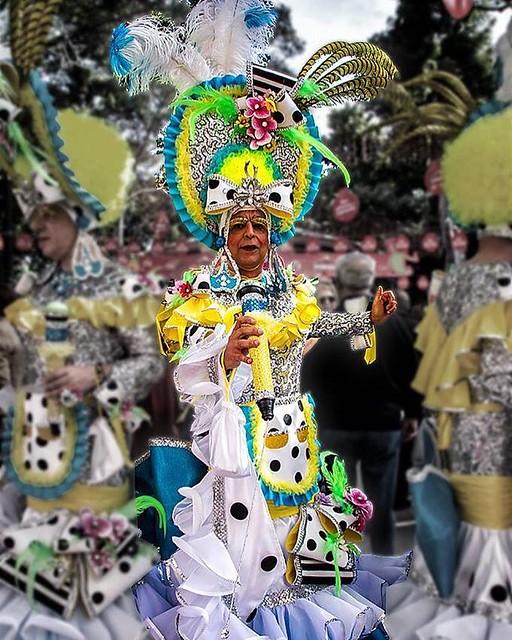 Las Celias, 20 años en el Carnaval de Tenerife.