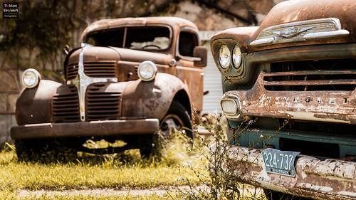 travel usa chevrolet abandoned route66 rust missouri dodge trucks wreck rost wrecks reise verlassen wrack wracks