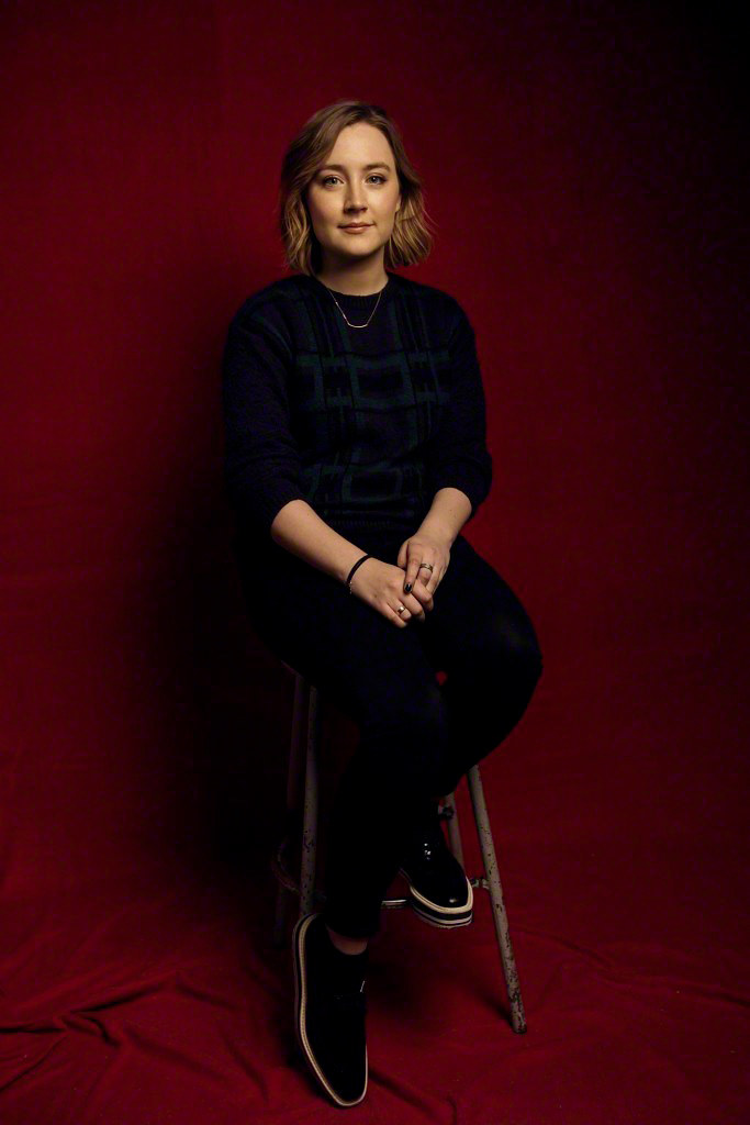 Сирша Ронан — Фотосессия для «Бруклин» на «Sundance» 2015 – 46