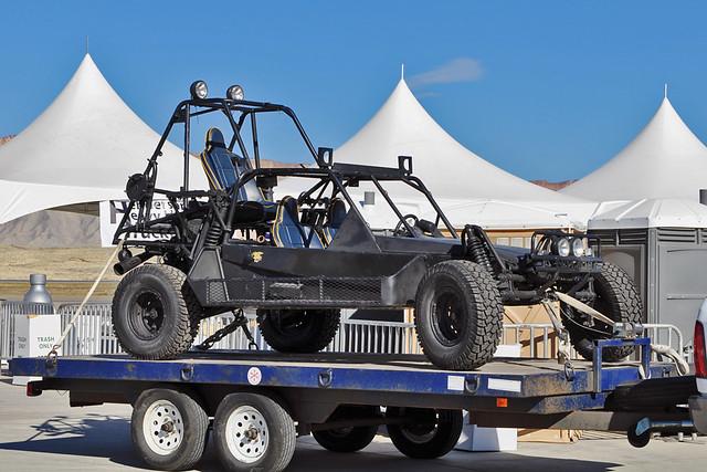 USMC Desert Patrol Vehicle