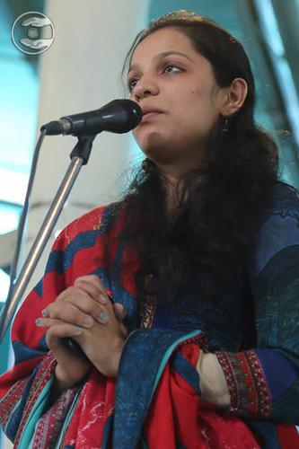 Ankita Arora from Rohini expresses her views