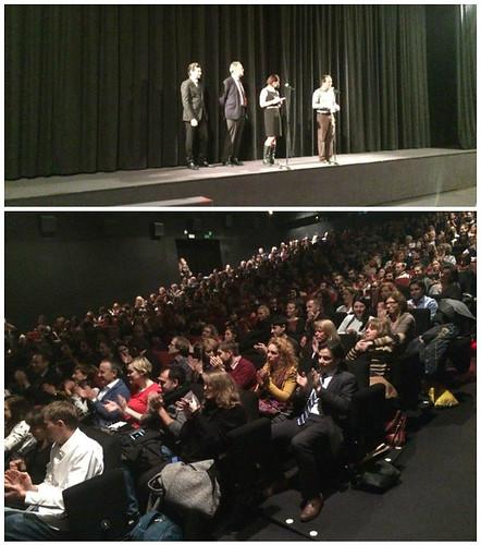 "Festival de cine ""La Película"""
