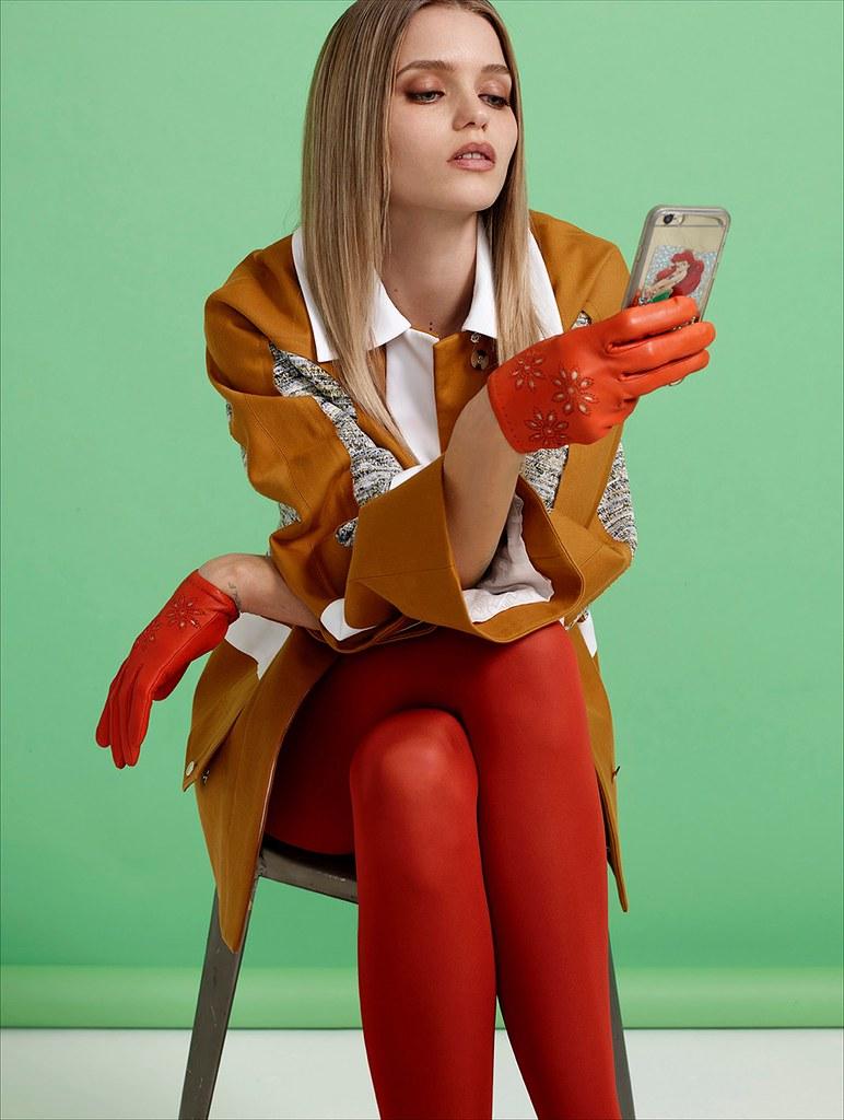 Эбби Ли — Фотосессия для «Jalouse» 2016 – 11