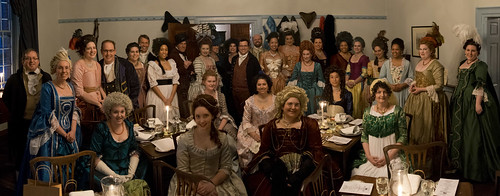 Francaise Dinner Group Photo