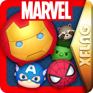 MARVEL TSUM TSUM - Android & iOS apps - Free
