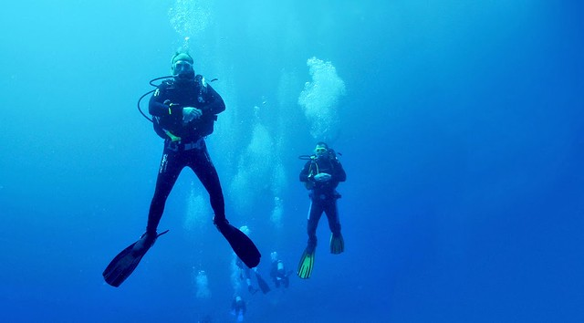 Scuba Diving and Water Sports Day in North Goa
