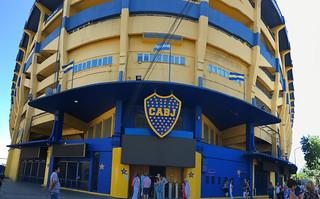 Buenos Aires - Boca Juniors stadium