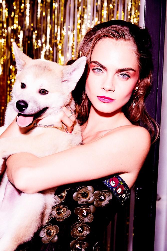 Кара Делевинь — Фотосессия для «Sunday Times Style» 2016 – 10