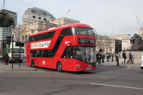London Central LT451 LTZ1451