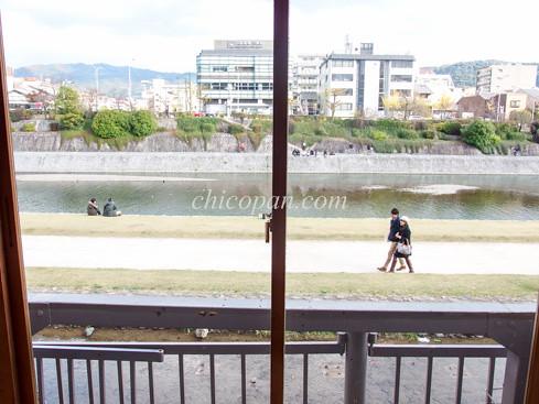 富美家ふみや鴨川景色画像