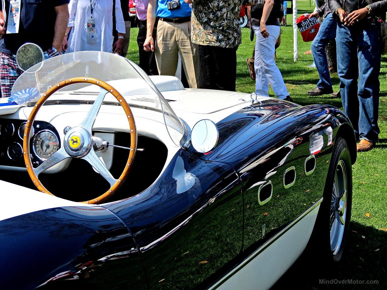 1953 Ferrari 340 MM Competition 2