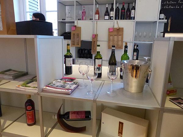 dégustation de vin de Fronton