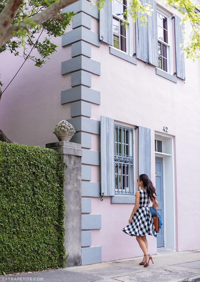 maison jules macys spring dress pastel houses