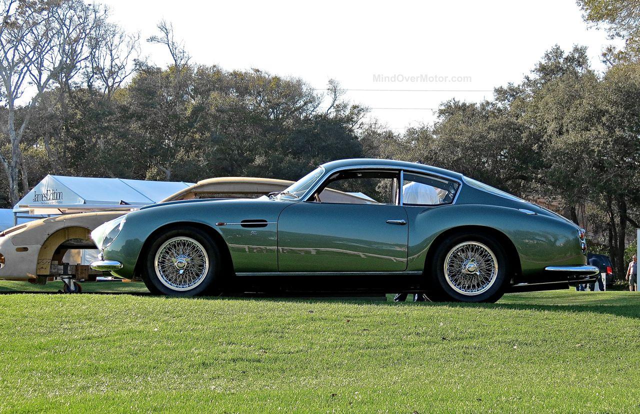 Aston Martin DB4 GT Zagato Amelia Island 8
