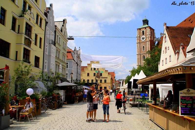 Viaje por la Selva Negra, Baviera y Alsacia