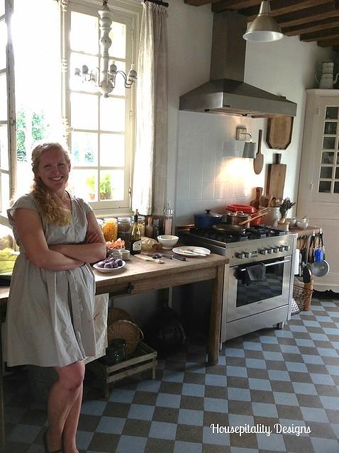 Cat's French Kitchen - Housepitality Designs