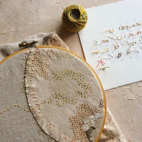 Stitch Journal, Day 87