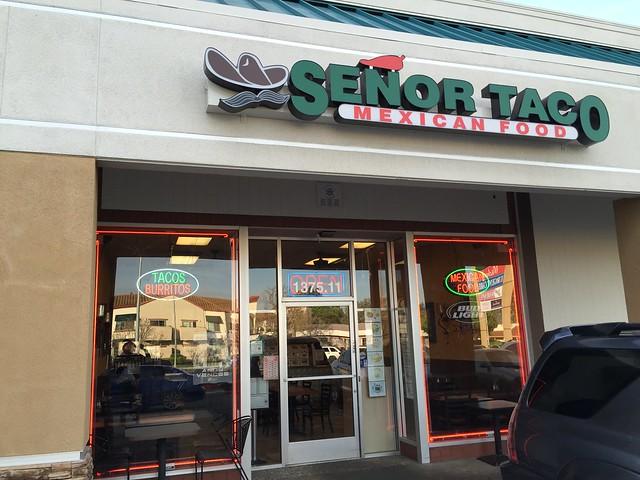 Señor Taco Mexican Food