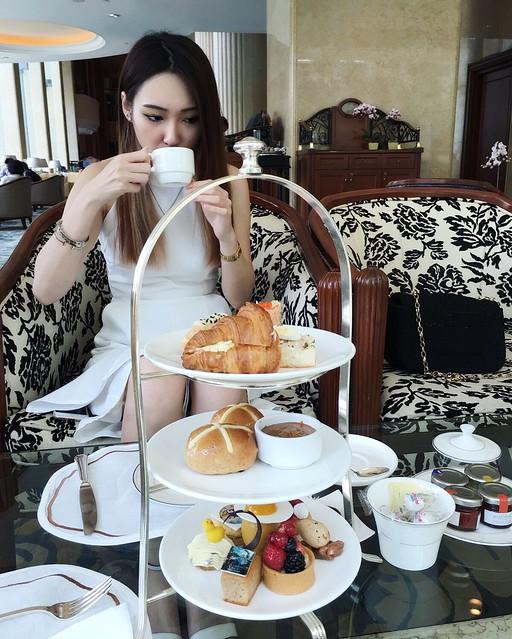 Lobby Court Afternoon Tea
