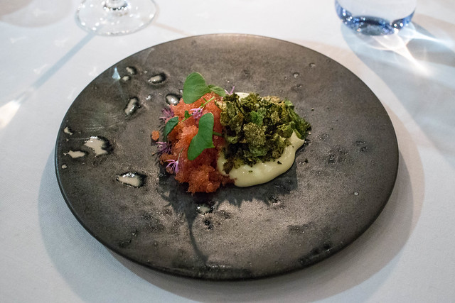 Nordic Cuisine at the Restaurant by Kroun