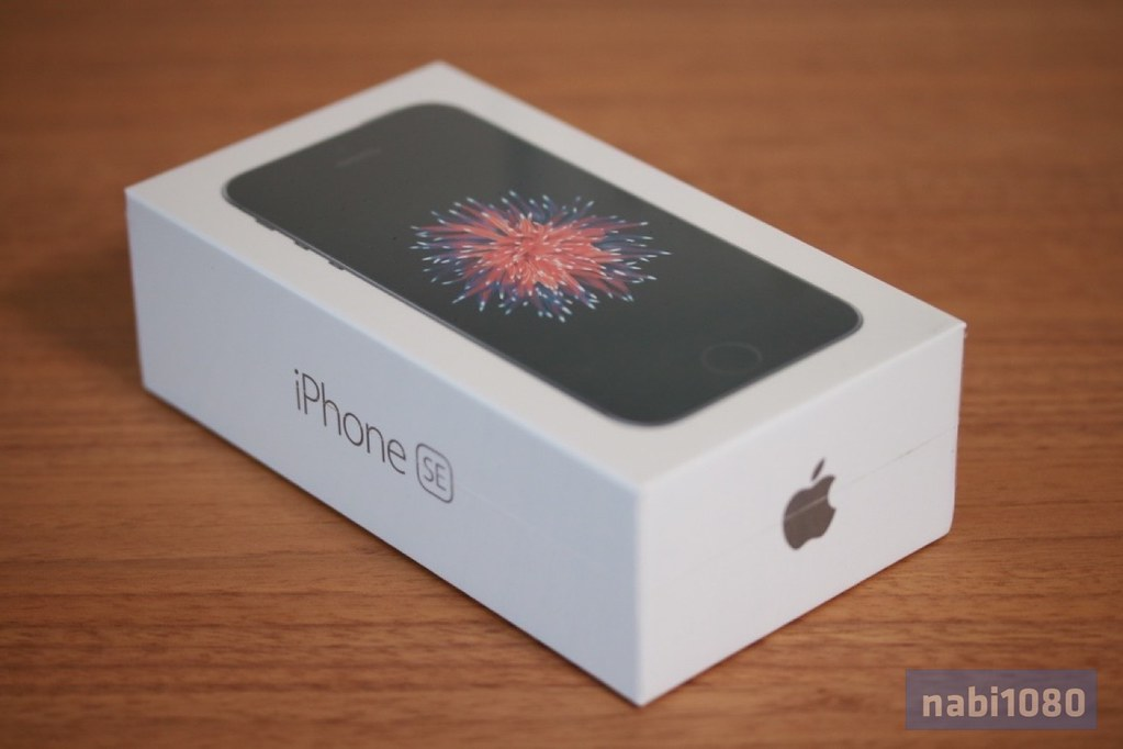 iPhone SE01