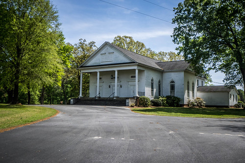 Bush River Baptist Church and Cemetery-050