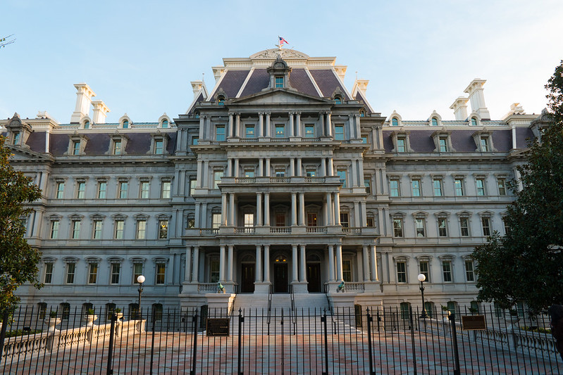 Dwight Eisenhower Building