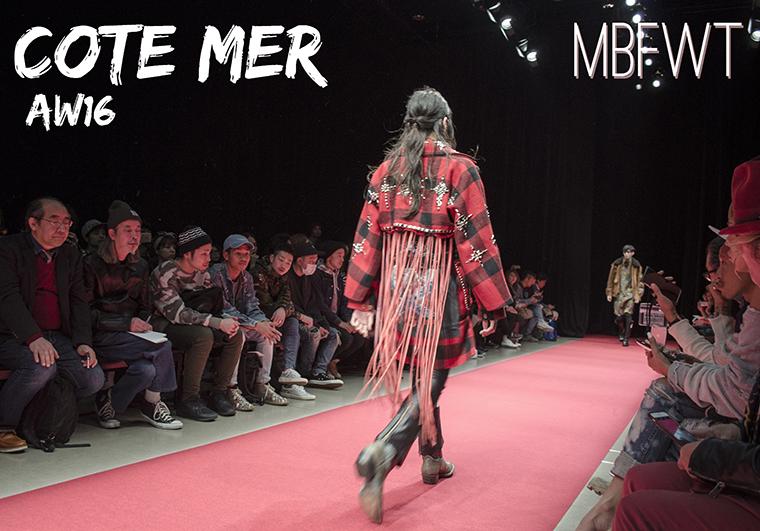 MBFWT Cote Mer AW16