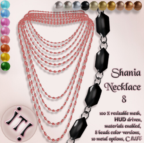 !IT! - Shania Necklace 8 Image
