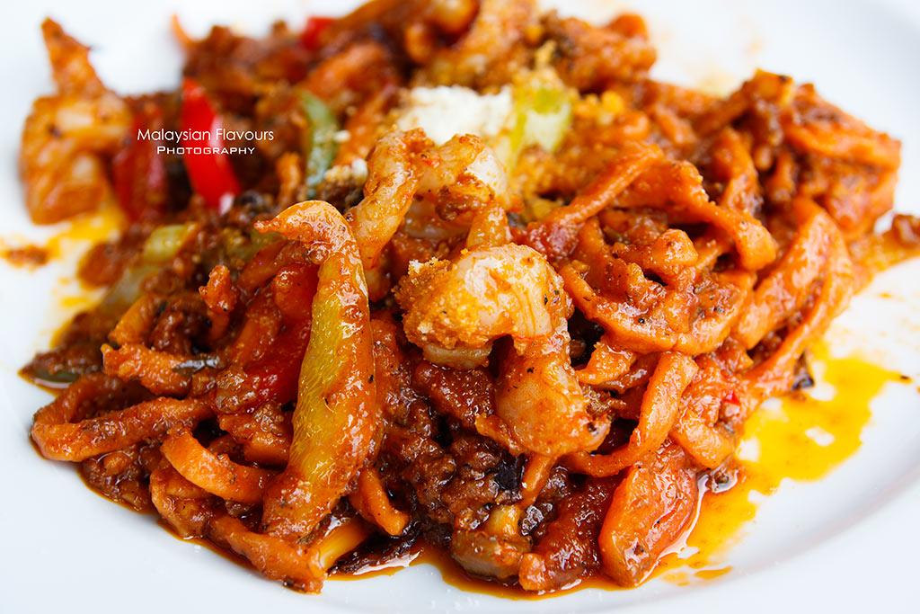 Pullman Putrajaya Lakeside Epic Brunch Buffet spaghetti