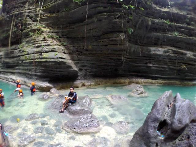 marxtermind x Canyoneering