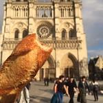Baguette & Notre Dame