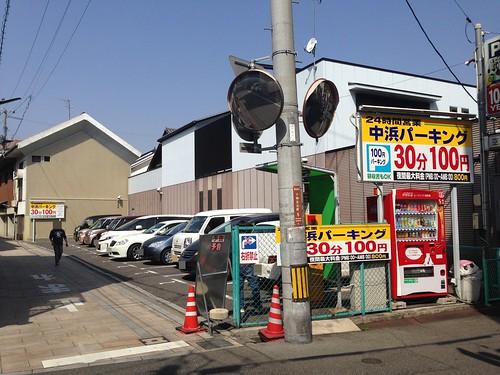 hiroshima-onomichi-tsutahuji-parking