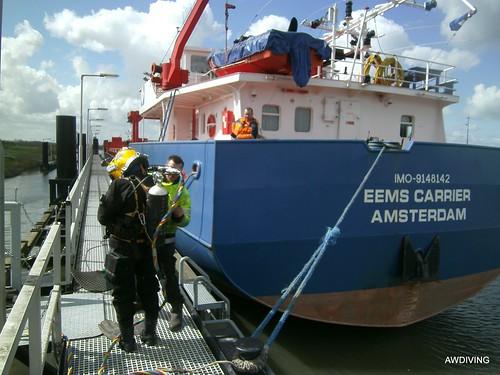 Onderwater inspectie