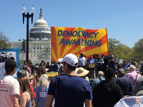 Democracy Awakening: Rally for Democracy