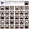 [ free bird ] Family Frames Gacha and Free-for-All