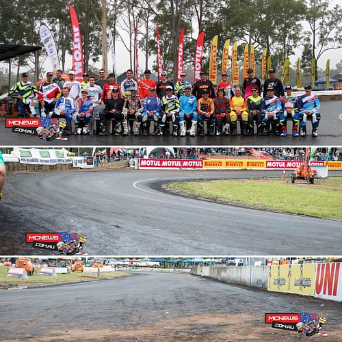Ready to rock @troybaylissevents #troybaylissclassic at #taree #troybayliss21 #troybayliss