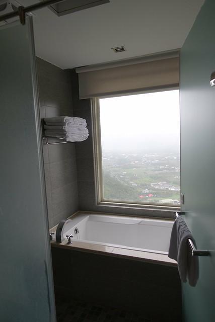 浴室@宜蘭香格里拉休閒農場