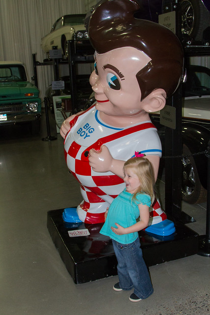 McKenna and Bob's Big Boy