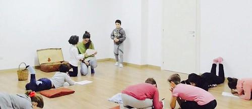 laboratorio teatrale controvento
