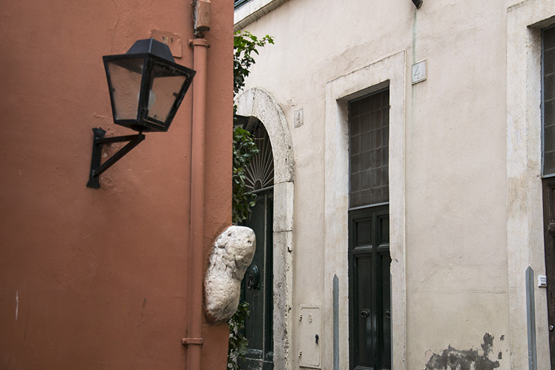 Rome Vicolo del leonetto