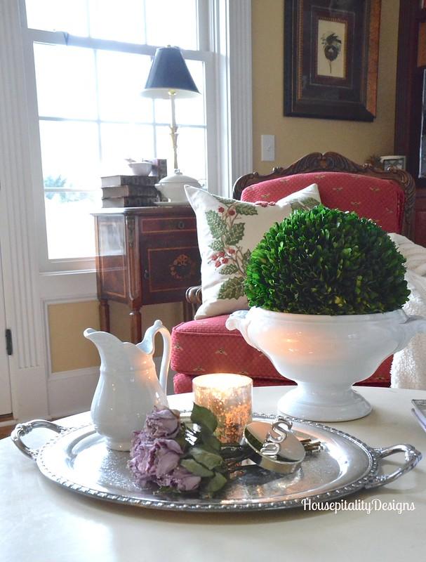 Lavender Roses Vignette - Housepitality Designs