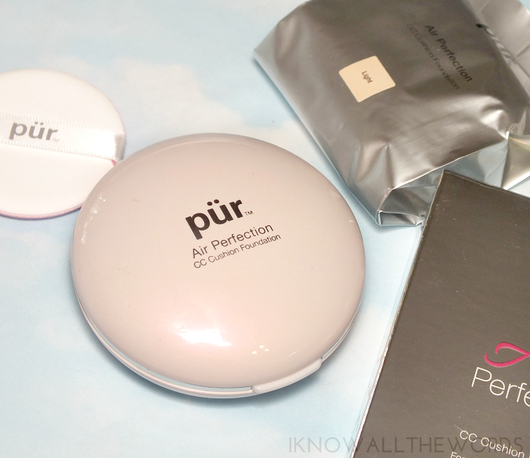 pur air perfection cccushion foundation in light (3)