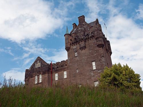 Brodick Castle, Scotland