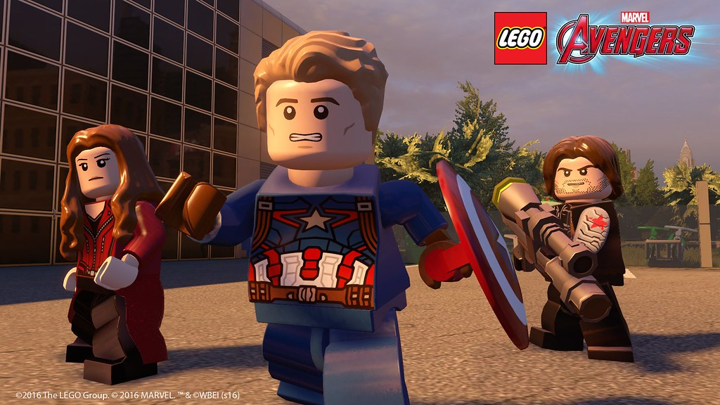 The Age Of Loltron - Lego Marvel Avengers - PlayStation 4 - www ...
