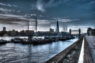 Thames HDR