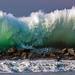 Venice Beach Surf, January 2016. by drpeterrath