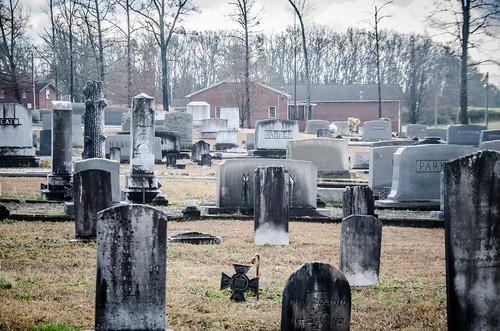 Ebenezer Methodist Church and Cemetery-005