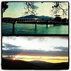 Playing with effects #photoedits #raglan #thedivvy #waikato  #sunset