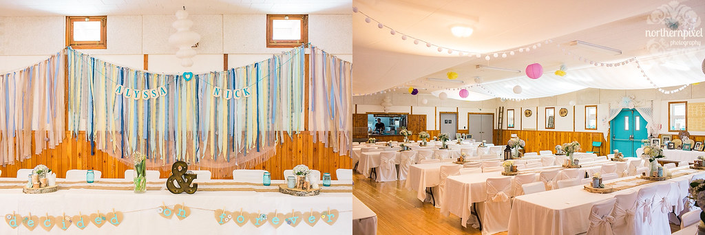 Tete Jaune Community Hall - Wedding Venue